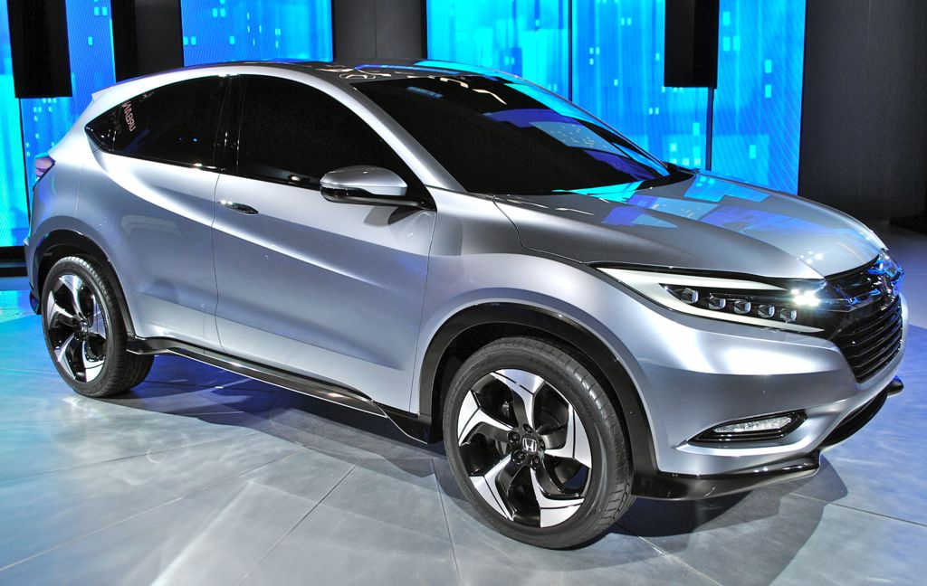 2019 Honda Urban SUV Concept photo - 4