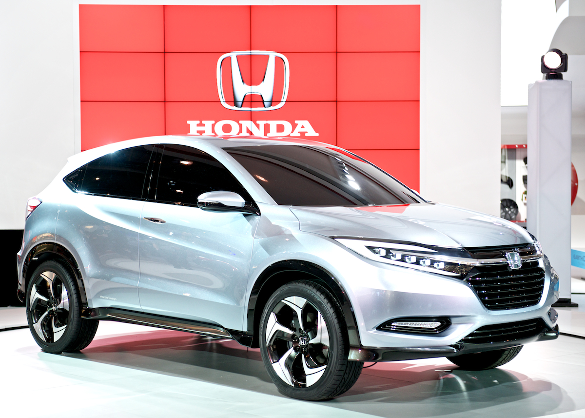 2019 Honda Urban SUV Concept photo - 5