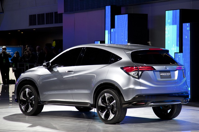 Honda Accord Ex-L >> 2019 Honda Urban SUV Concept | Car Photos Catalog 2019
