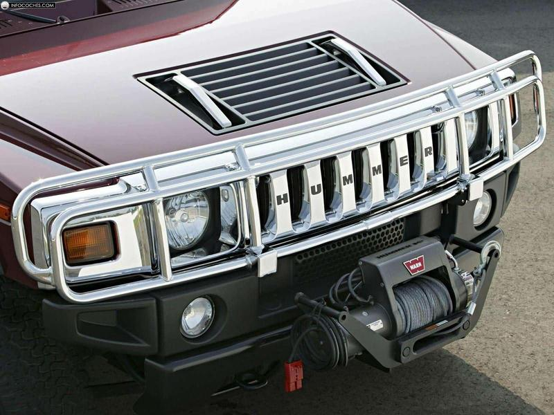 2019 Hummer H1 10th Anniversary Edition photo - 2