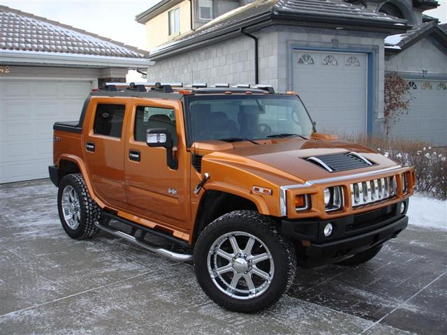 2019 Hummer H2 SUT Limited Edition photo - 4