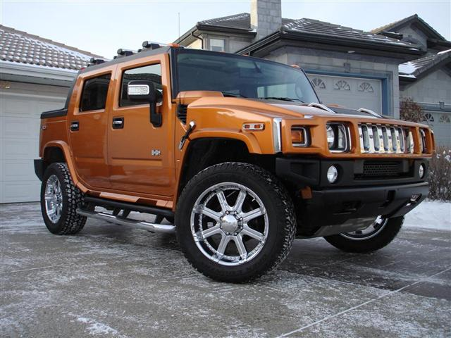 2019 Hummer H2 SUT Limited Edition photo - 5