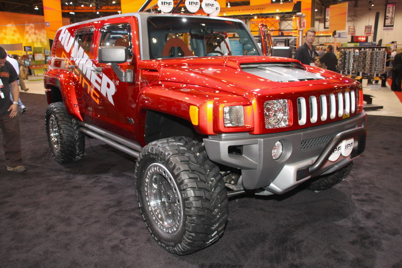 2019 Hummer H3R Off Road Concept photo - 2