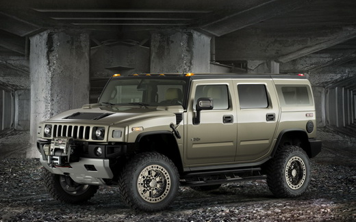 2019 Hummer H3R Off Road Concept photo - 5