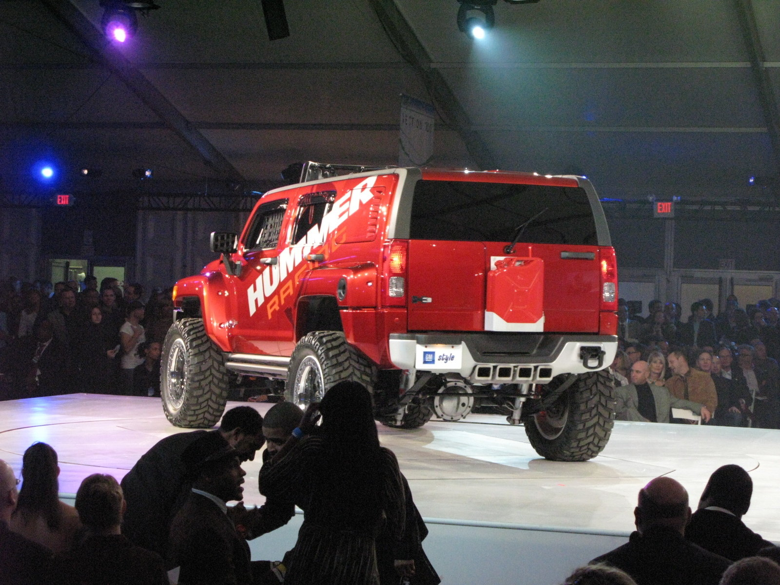 2019 Hummer H3R Off Road Concept photo - 6