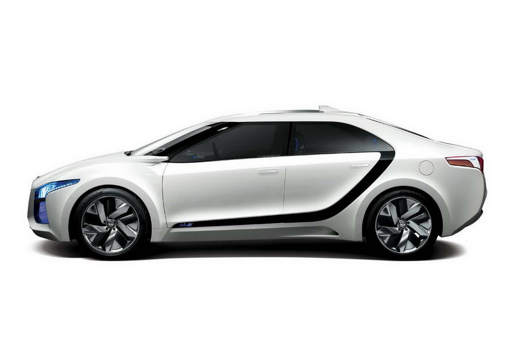 2019 Hyundai Blue Will Concept photo - 3