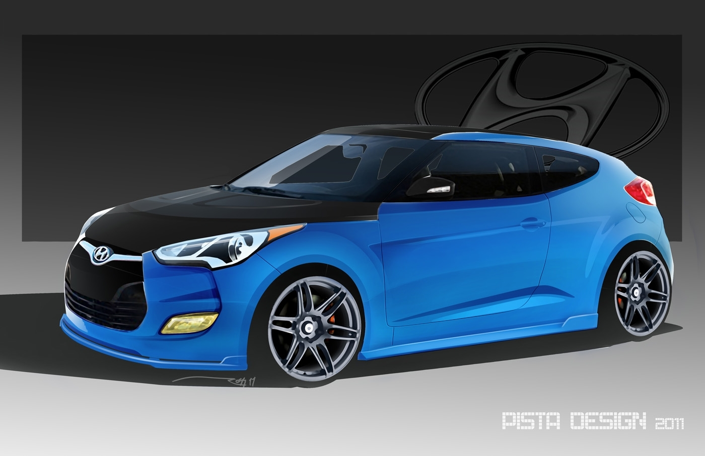2019 Hyundai Elantra Blue photo - 5