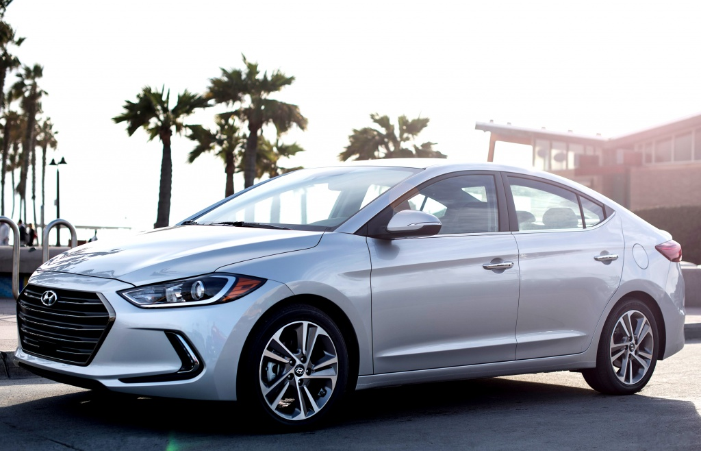 2019 Hyundai Elantra Sedan Car Photos Catalog 2018