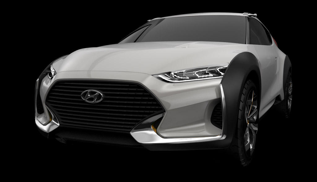 2019 Hyundai Enduro Concept photo - 1