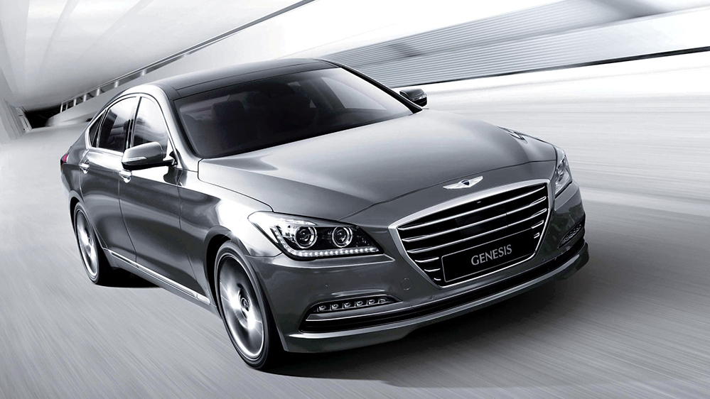 2019 Hyundai Equus photo - 5