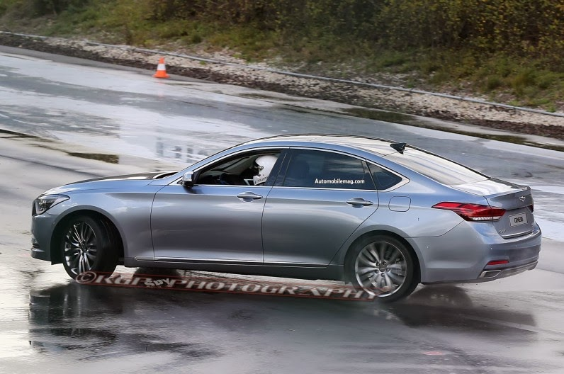 2019 Hyundai Genesis photo - 5