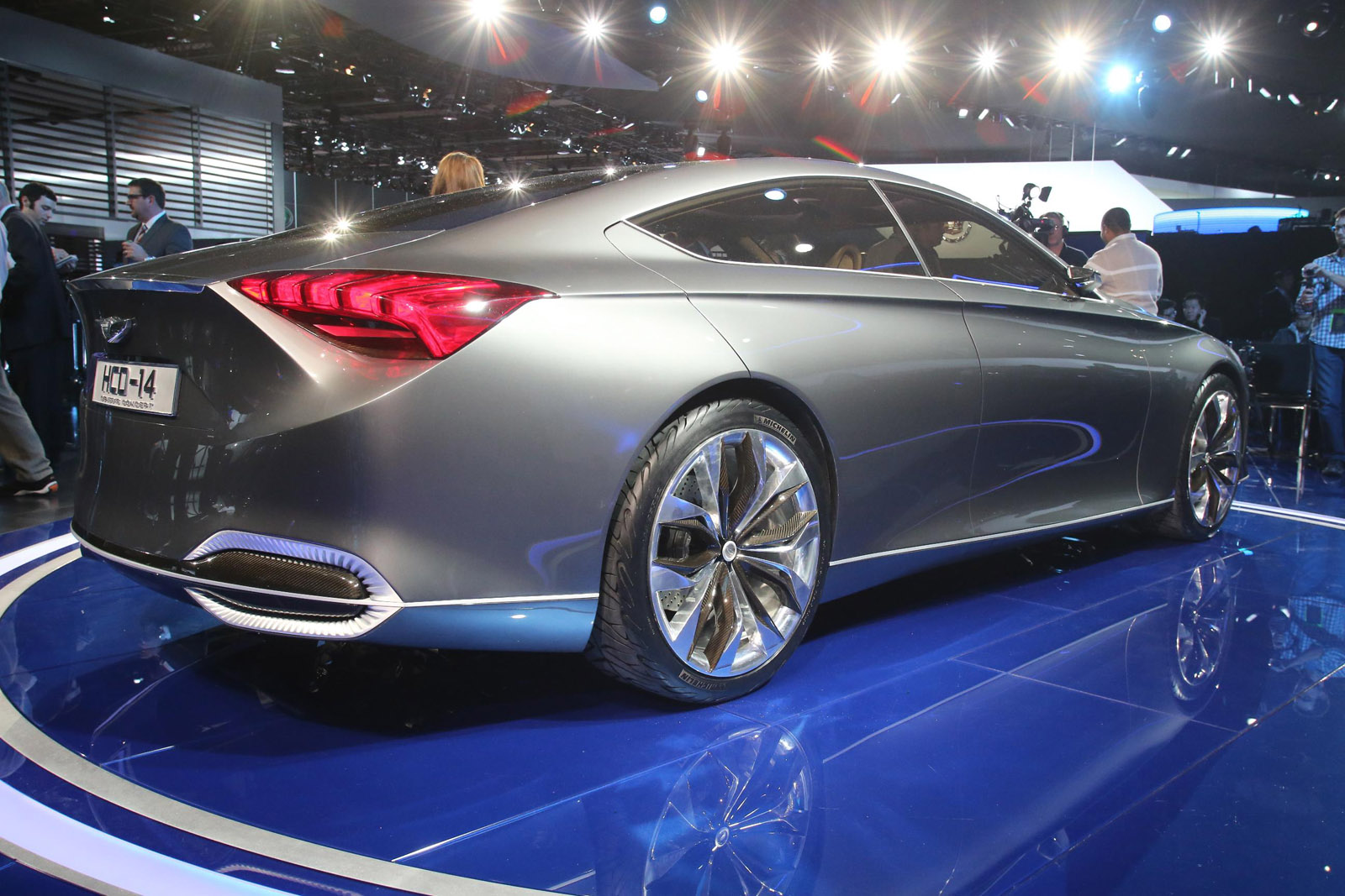 2019 Hyundai HCD 6 Concept | Car Photos Catalog 2018