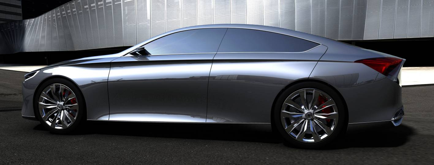 2019 Hyundai HCD 7 Concept photo - 2