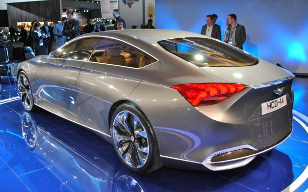 2019 Hyundai HCD 7 Concept photo - 5