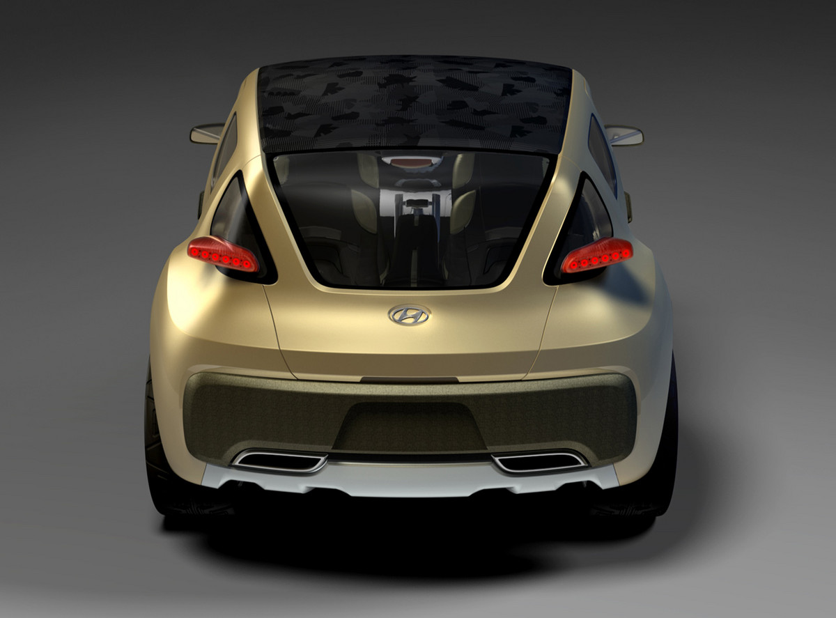 2019 Hyundai HCD10 Hellion Concept photo - 3