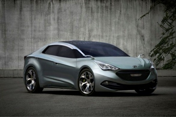 2019 Hyundai HED 1 Concept photo - 1
