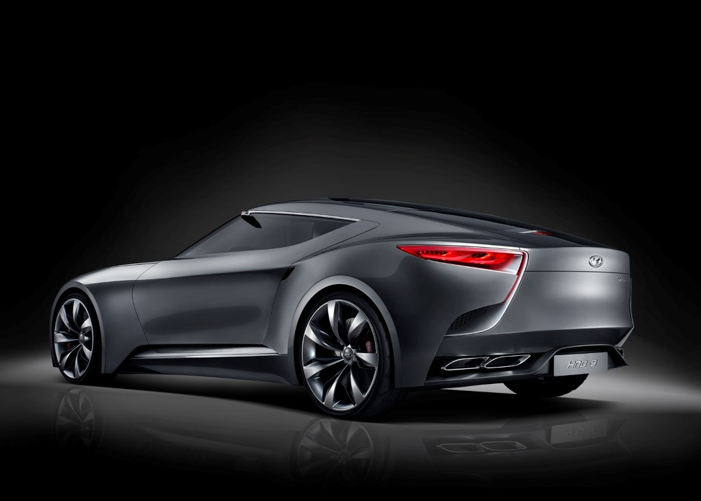 2019 Hyundai HED 1 Concept photo - 5