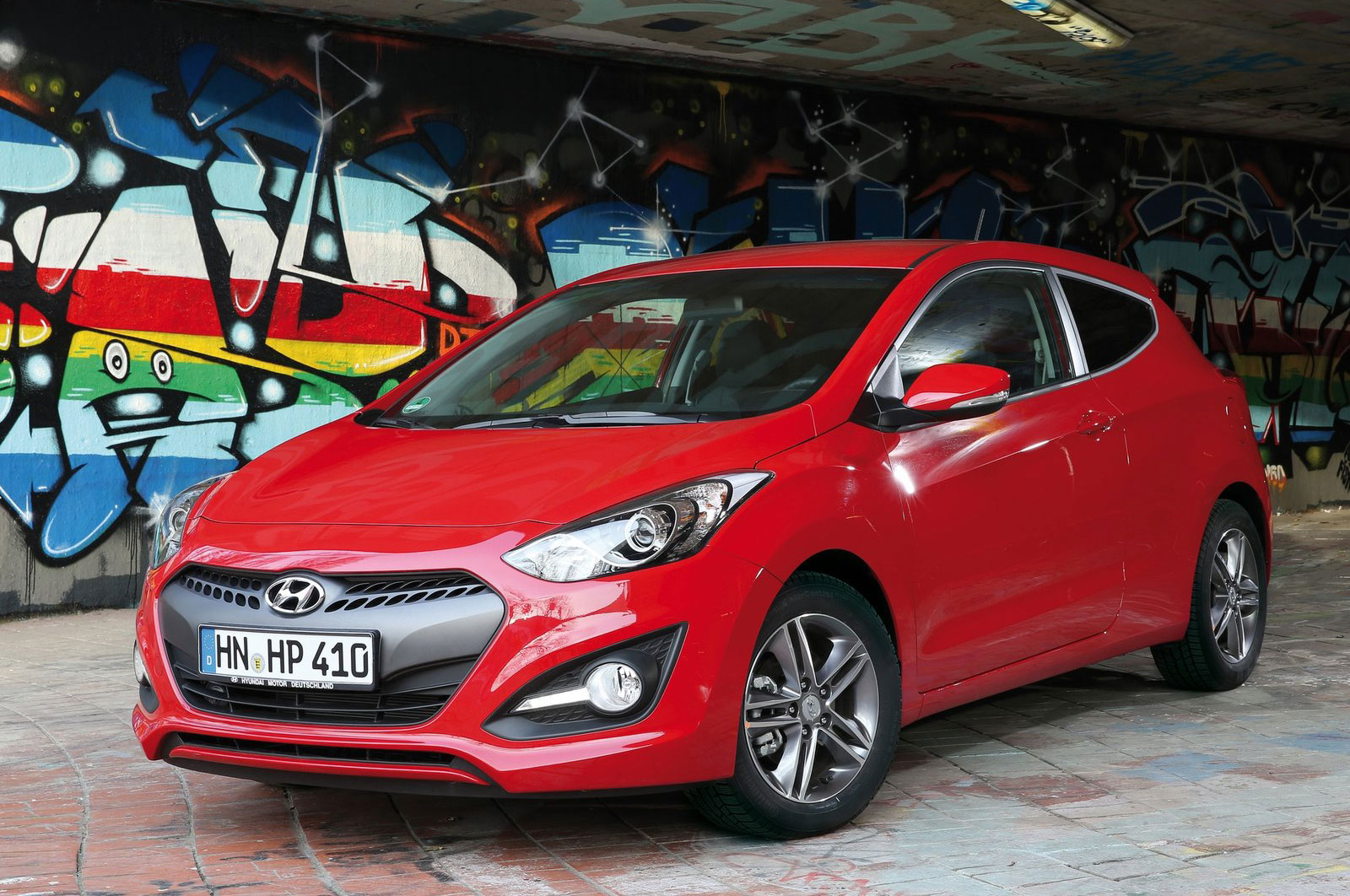 2019 Hyundai i30 3 door photo - 2