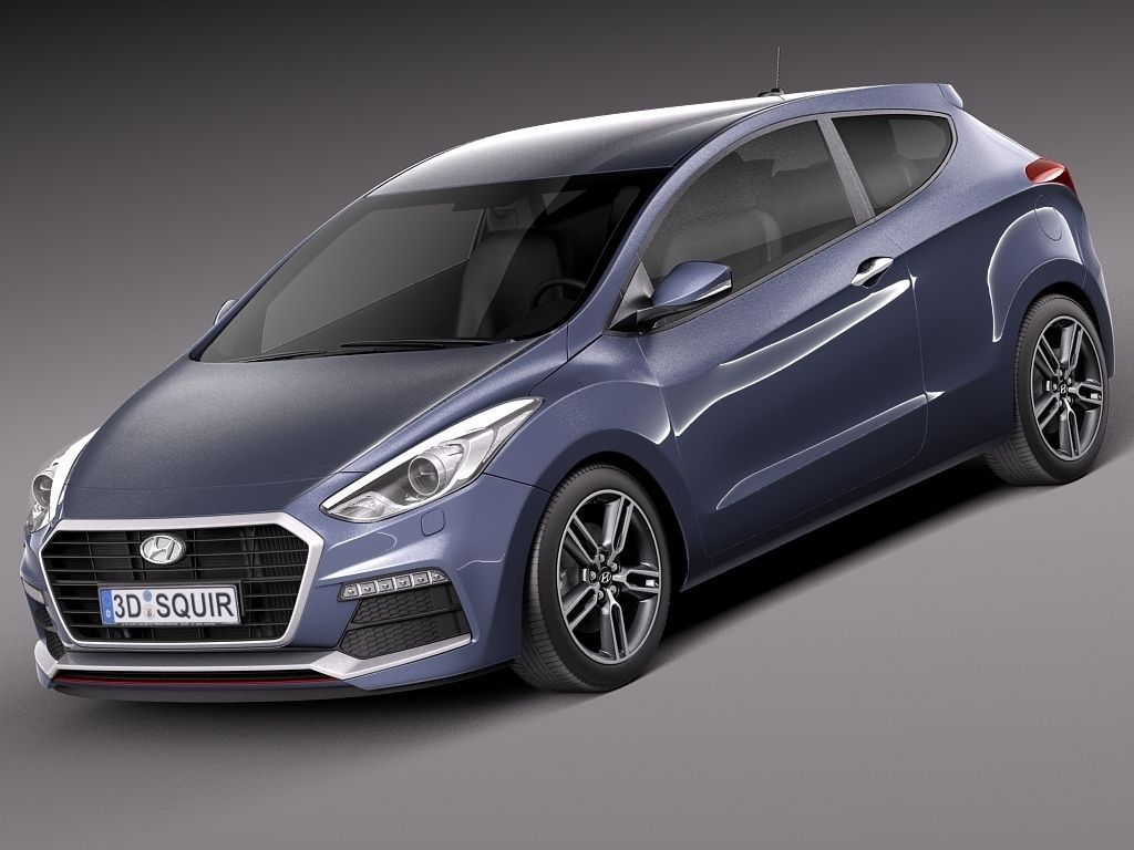 2019 Hyundai i30 3 door photo - 6