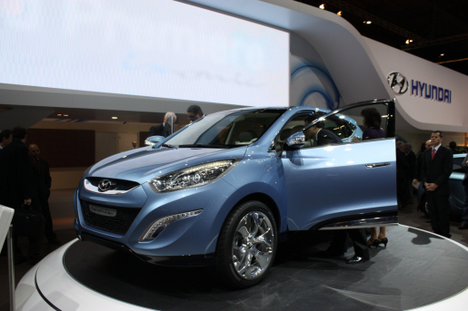 2019 Hyundai ix onic Concept photo - 1