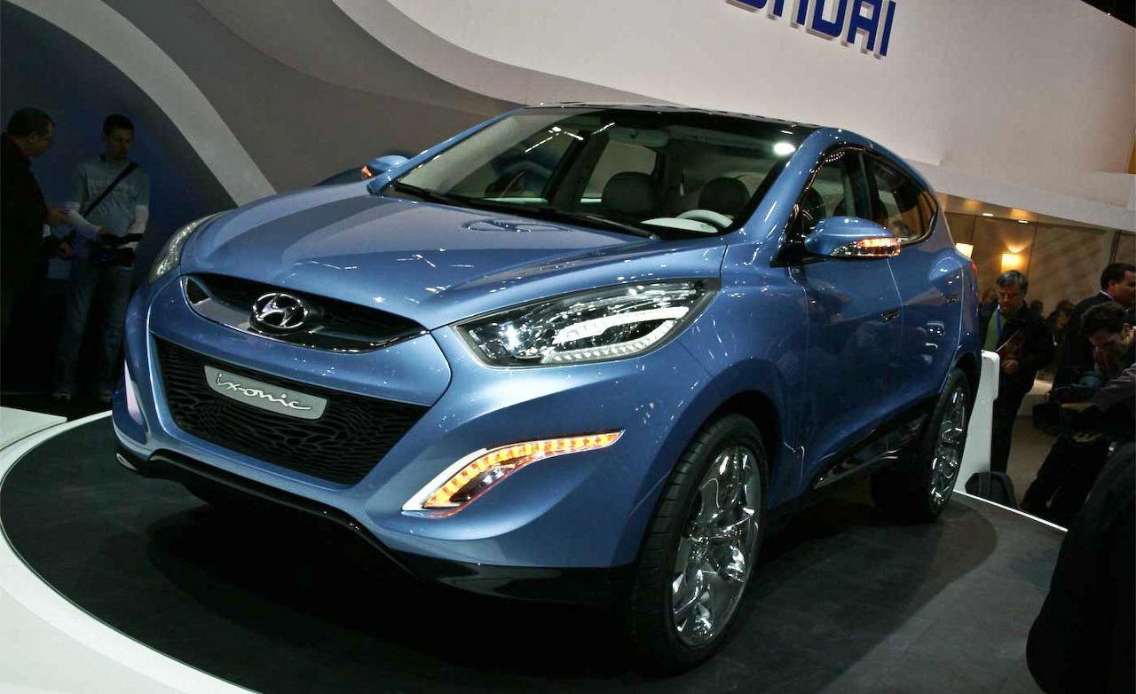 2019 Hyundai ix onic Concept photo - 2