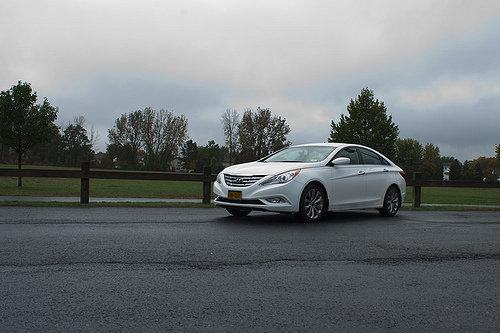 2019 Hyundai Sonata 2.0T photo - 1