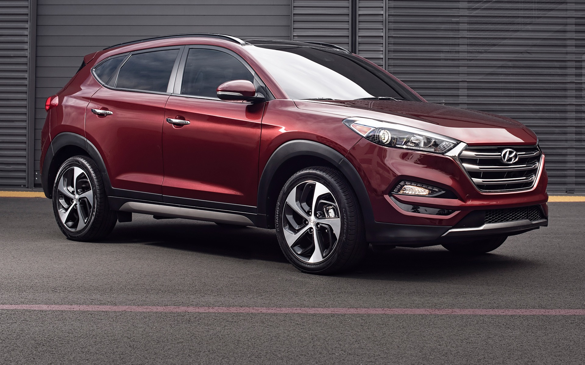 2019 Hyundai Tucson new photo - 3