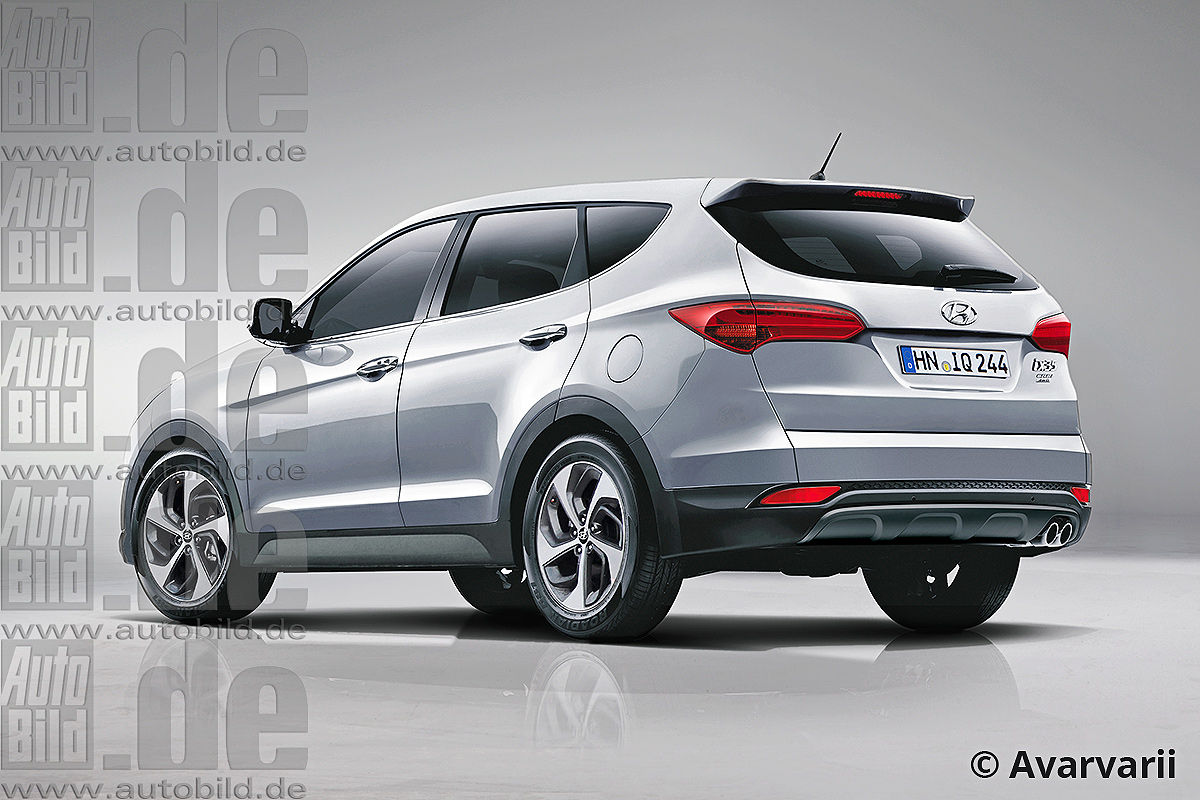 2019 Hyundai Tucson V6 photo - 2