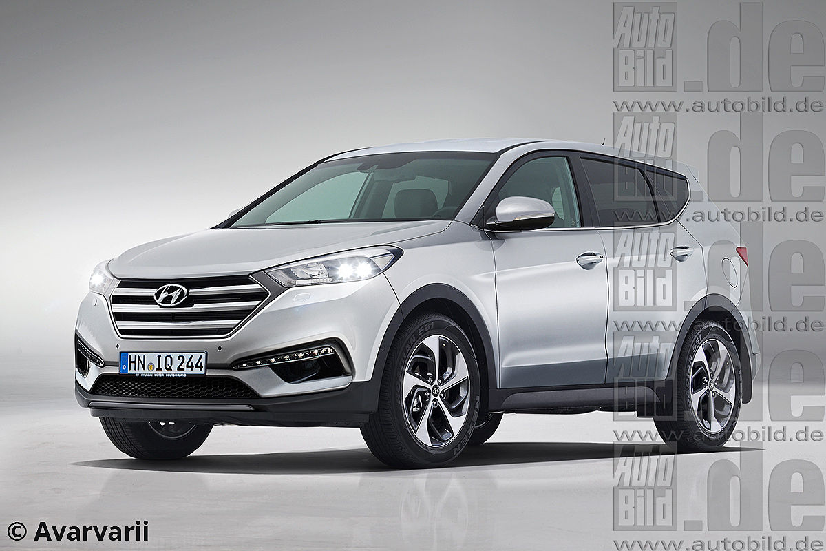 2019 Hyundai Tucson V6 photo - 4