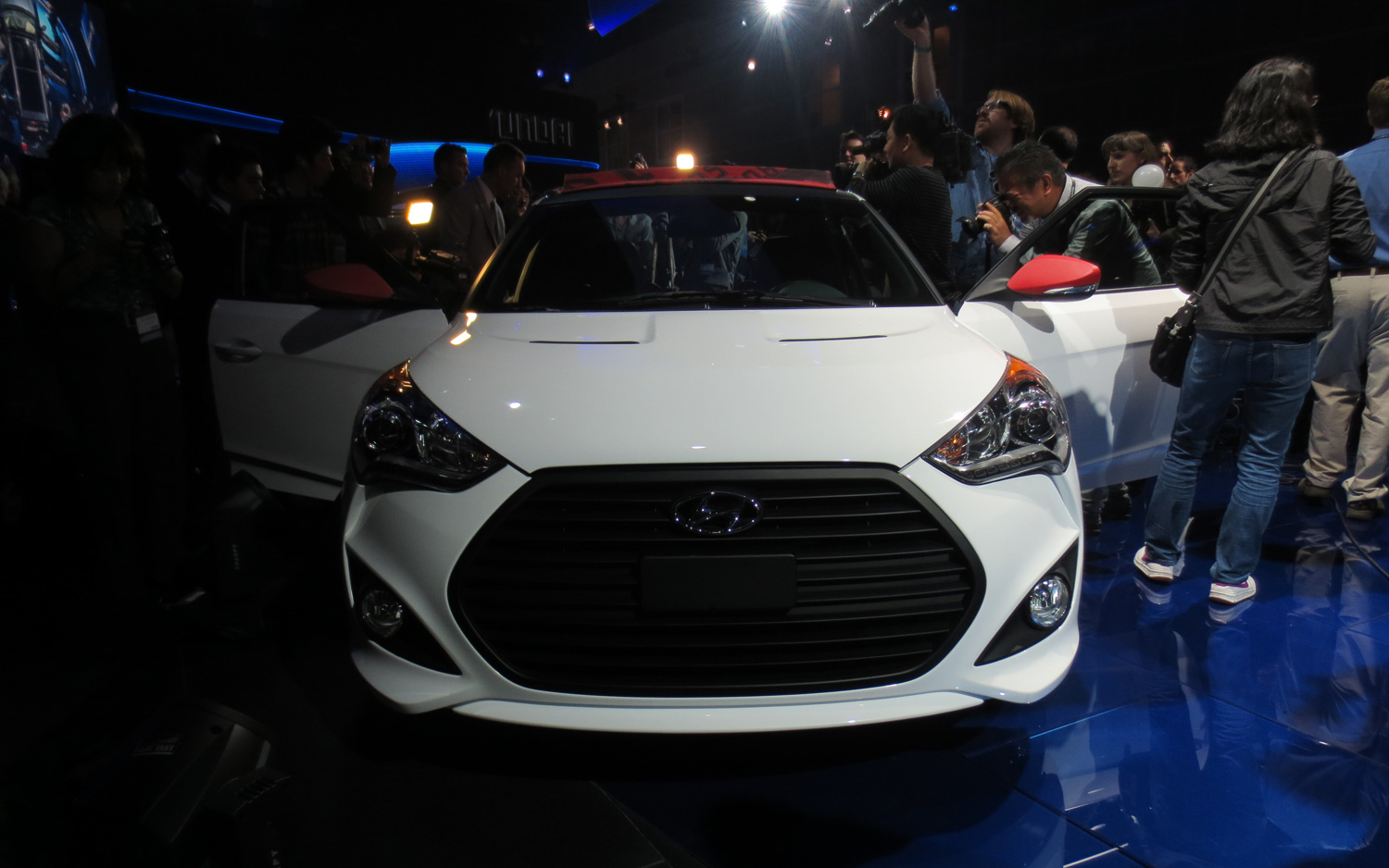 2019 Hyundai Veloster C3 Concept photo - 3
