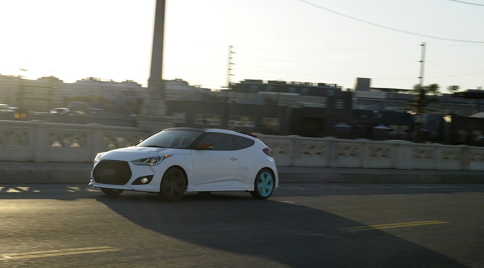 2019 Hyundai Veloster C3 Concept photo - 6