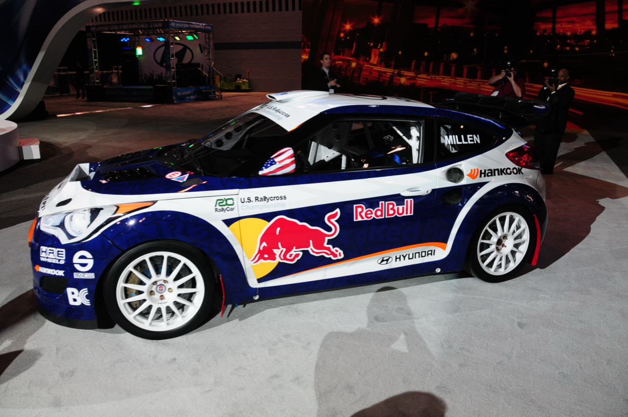 2019 Hyundai Veloster Rally Car photo - 1