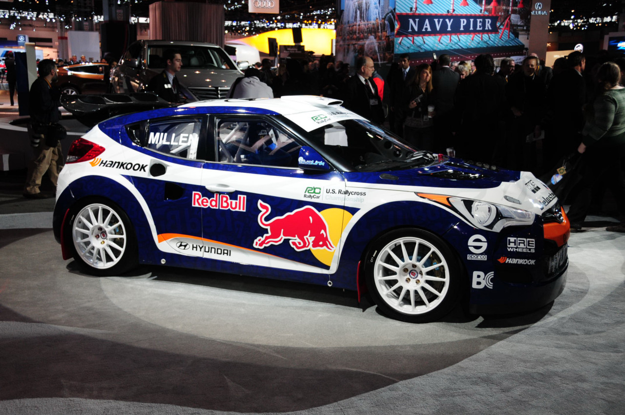 2019 Hyundai Veloster Rally Car photo - 5