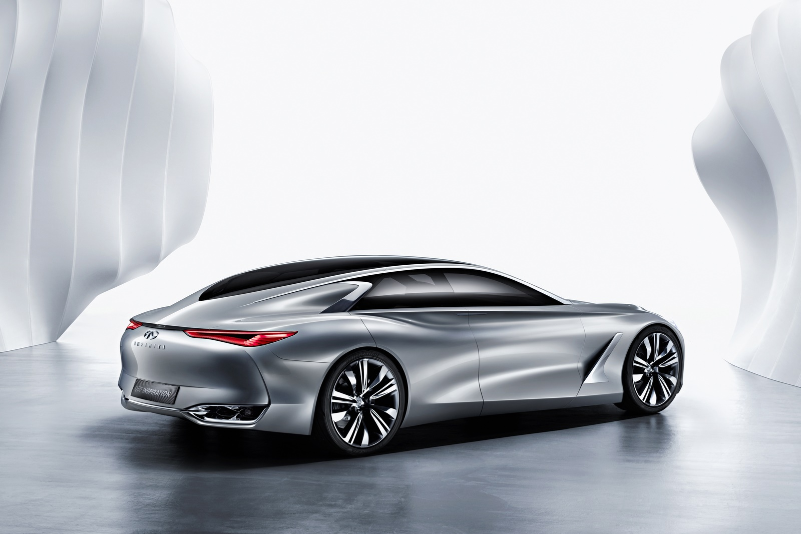 2019 Infiniti Coupe Concept photo - 1
