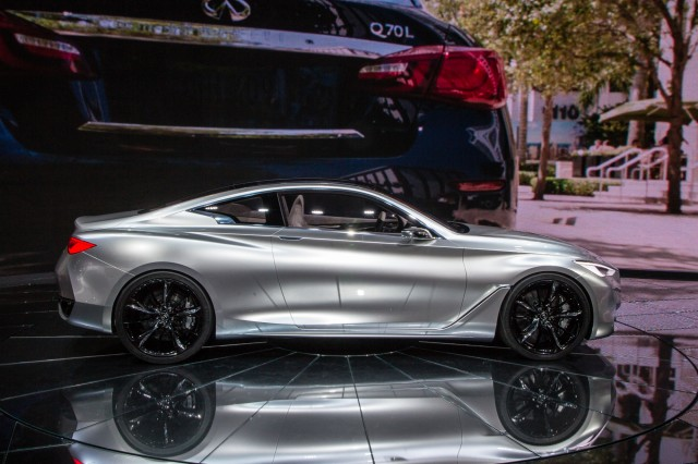 2019 Infiniti Coupe Concept photo - 5