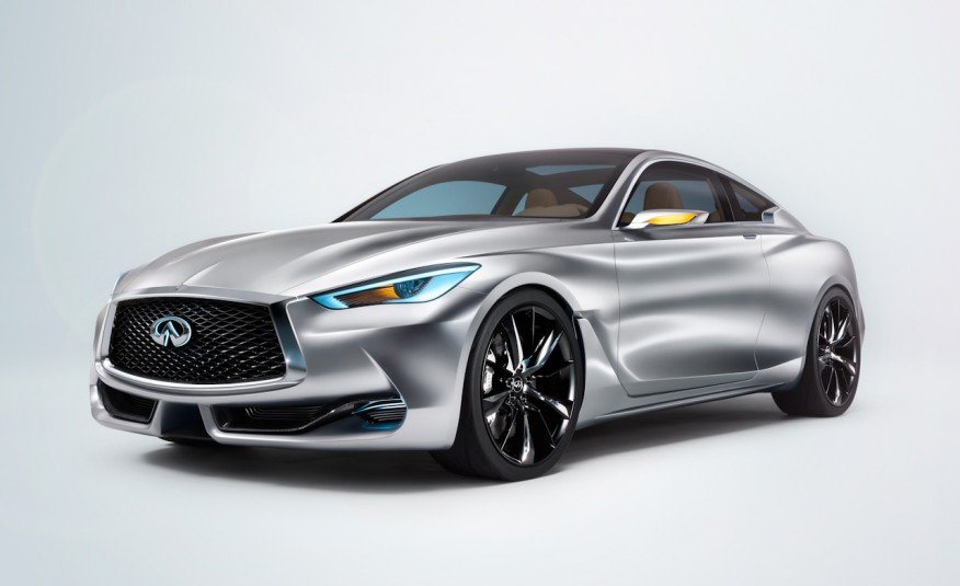 2019 Infiniti Coupe Concept photo - 6