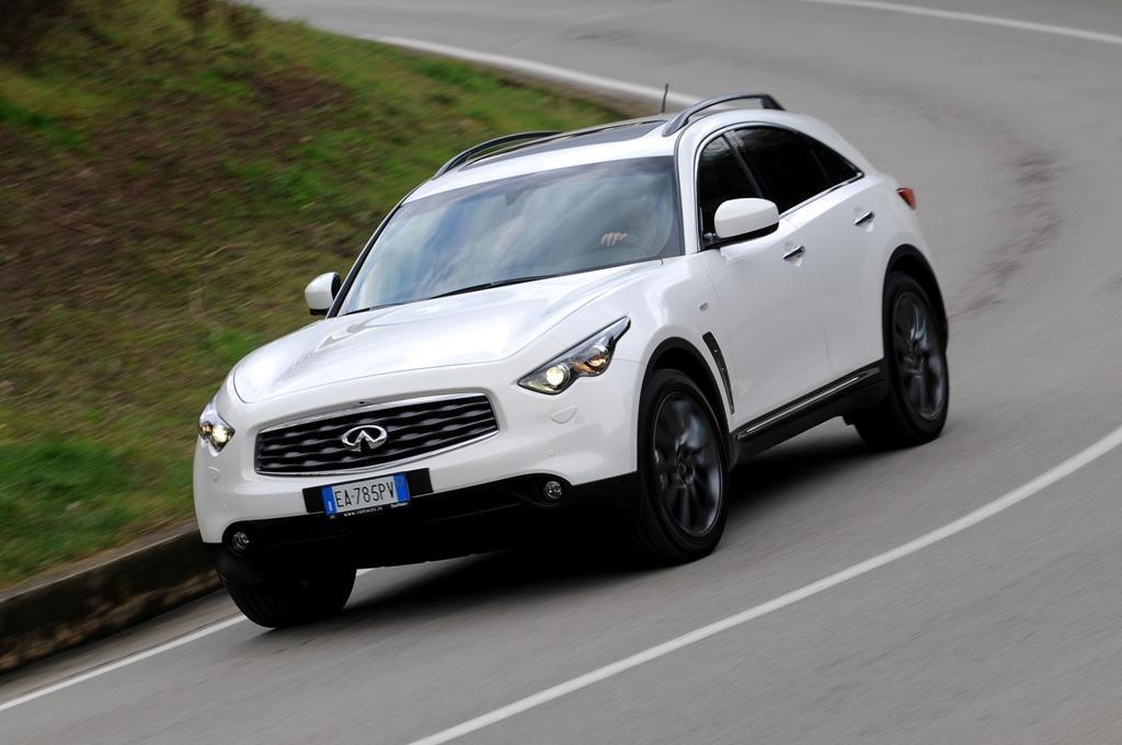 2019 Infiniti FX Limited Edition photo - 5