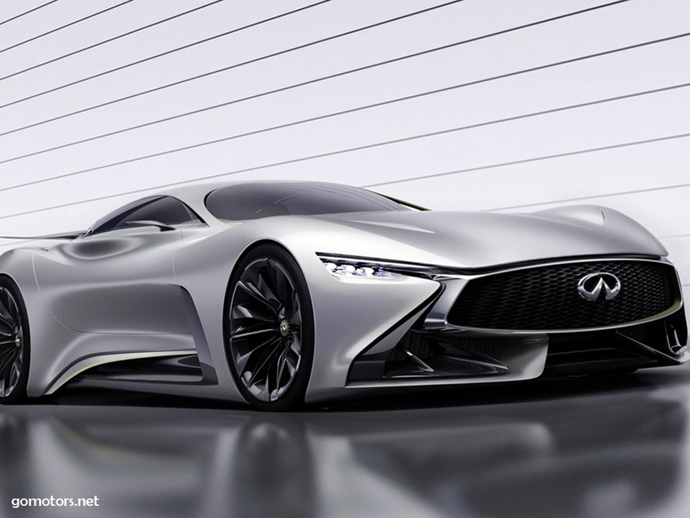 2019 infiniti vision gran turismo concept car photos. Black Bedroom Furniture Sets. Home Design Ideas