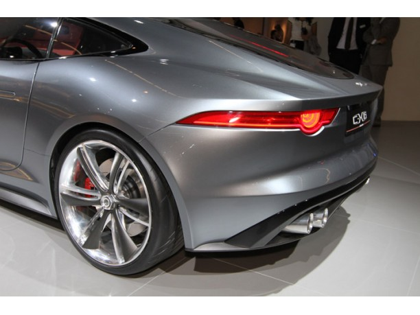 2019 Jaguar C X16 Concept photo - 6