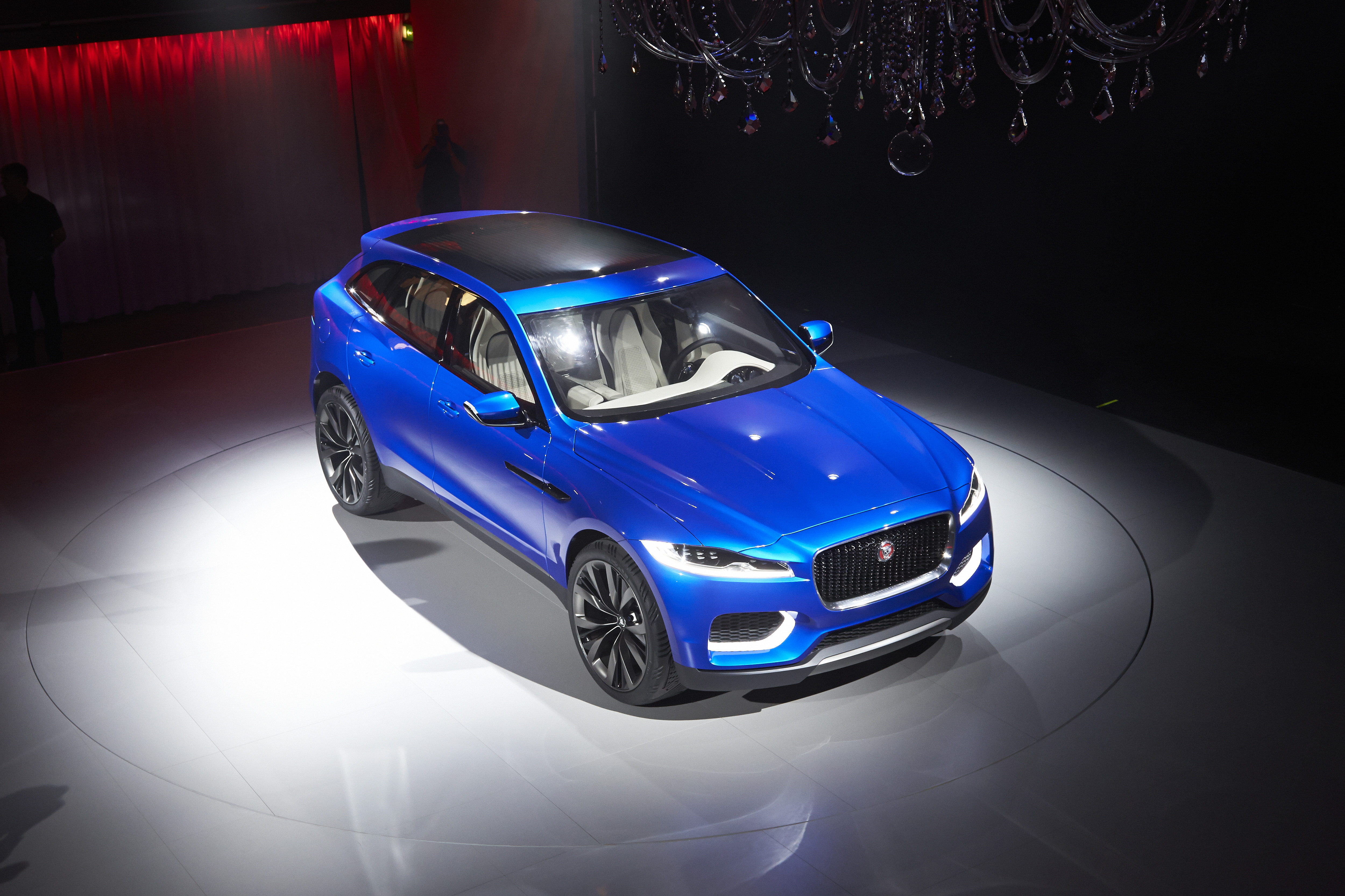 2019 Jaguar C X17 Concept photo - 2