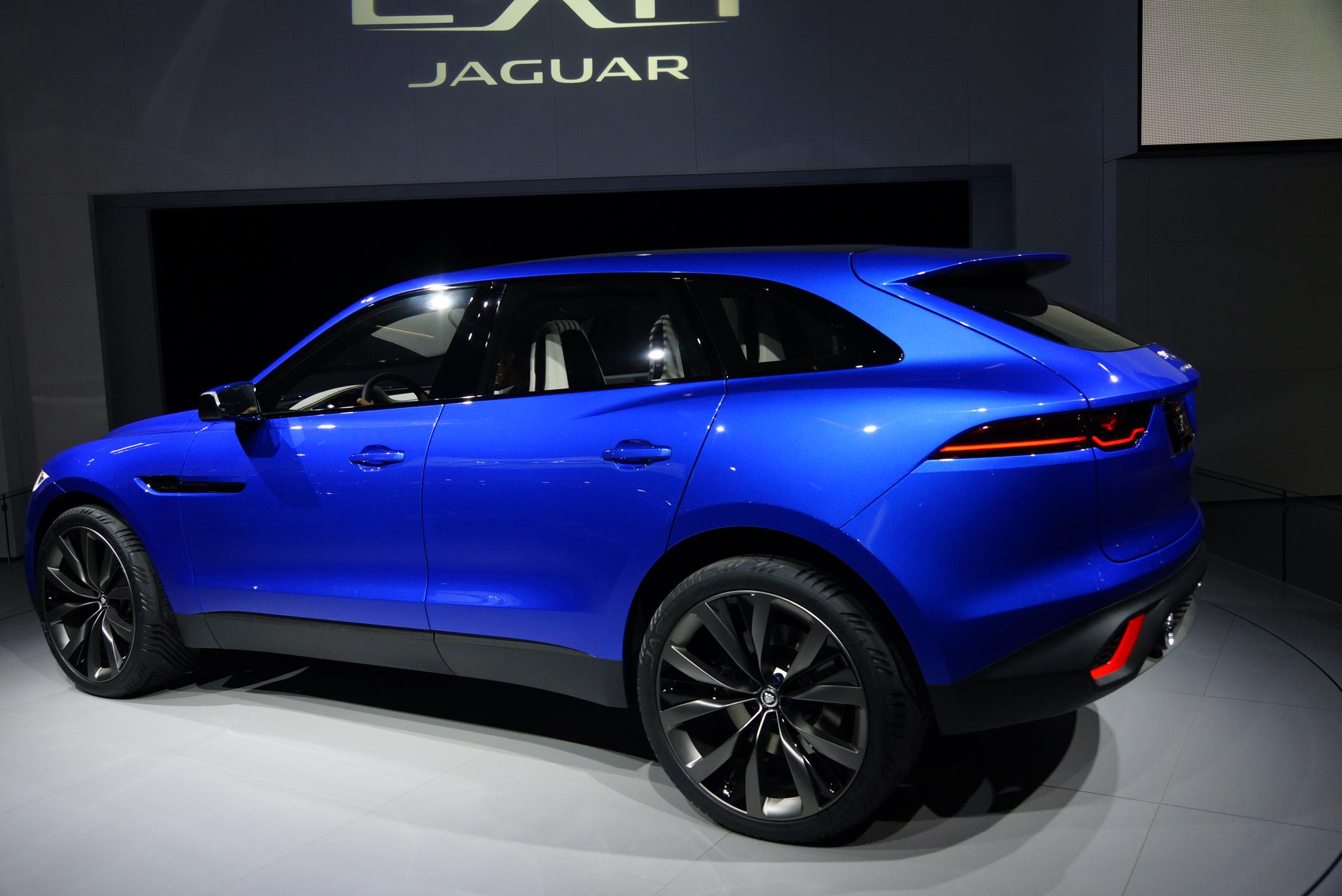 2019 Jaguar C X17 Concept photo - 5