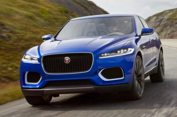 2019 Jaguar C X17 Concept photo - 6