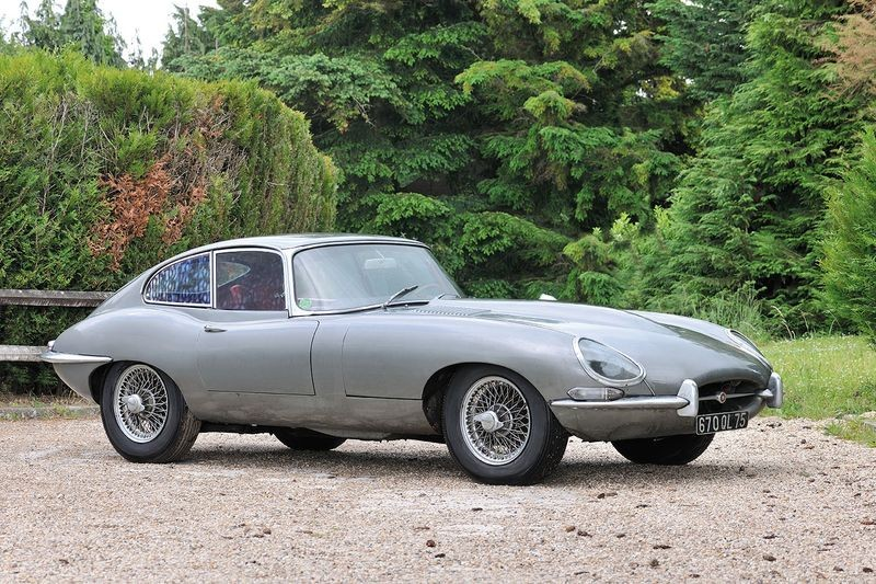 2019 Jaguar E Type photo - 4