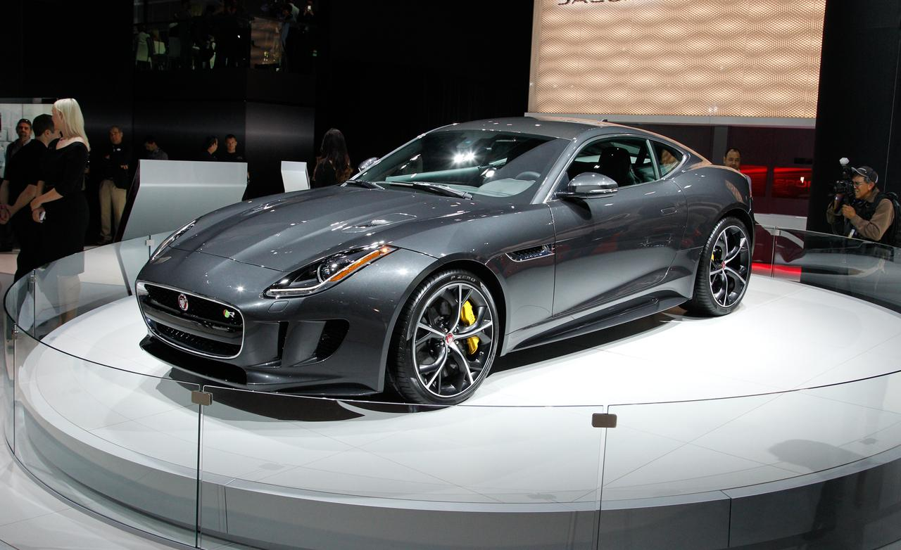 2019 Jaguar F Type Coupe photo - 1