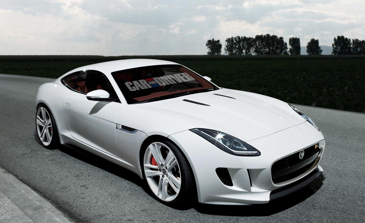 2019 Jaguar F Type Coupe photo - 3