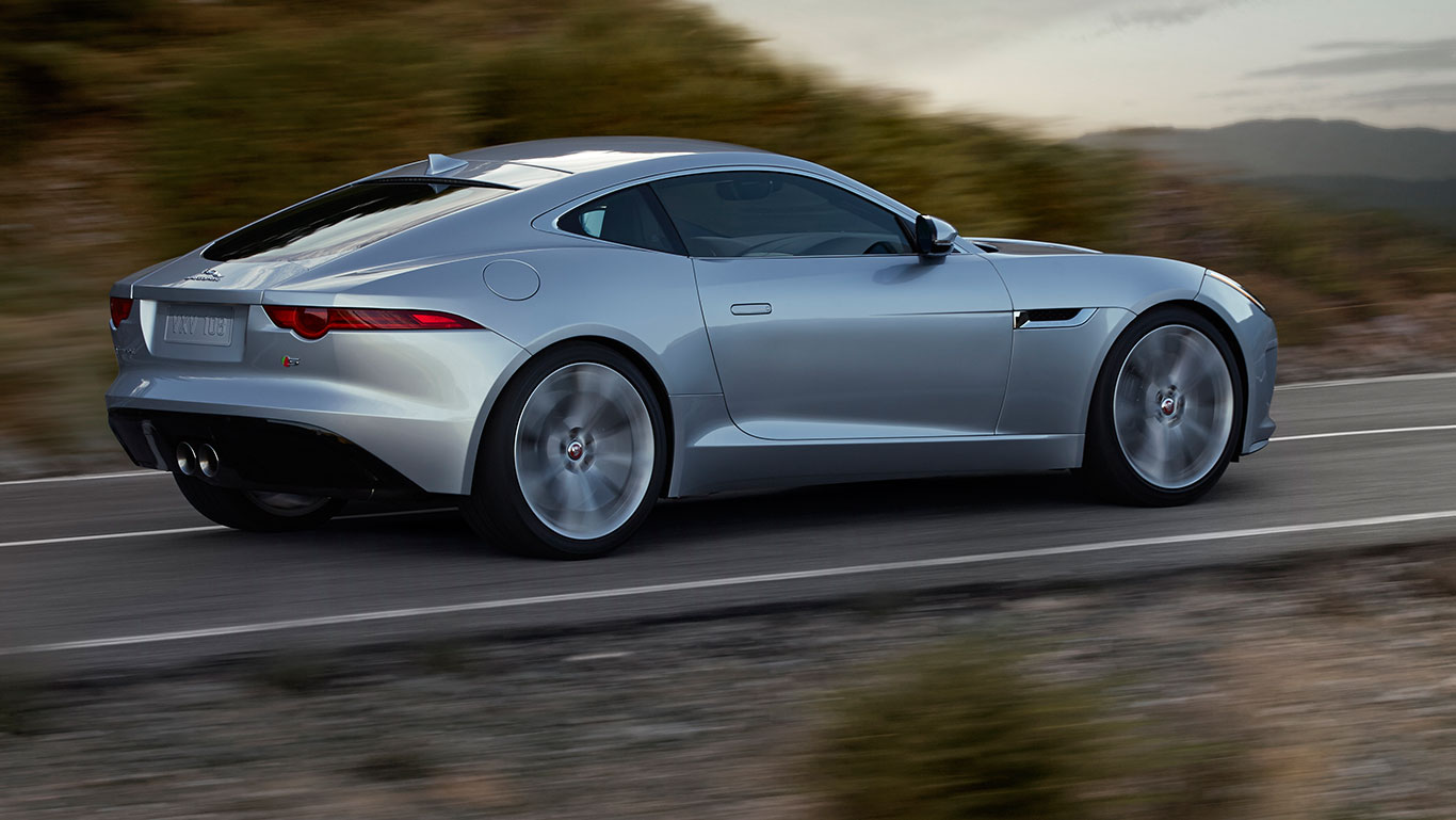 2019 Jaguar F Type Coupe photo - 5
