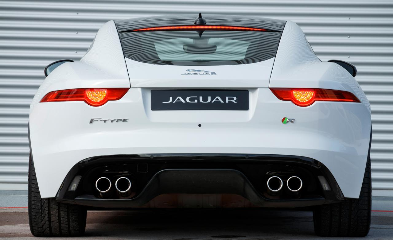 2019 Jaguar F Type R Coupe photo - 2