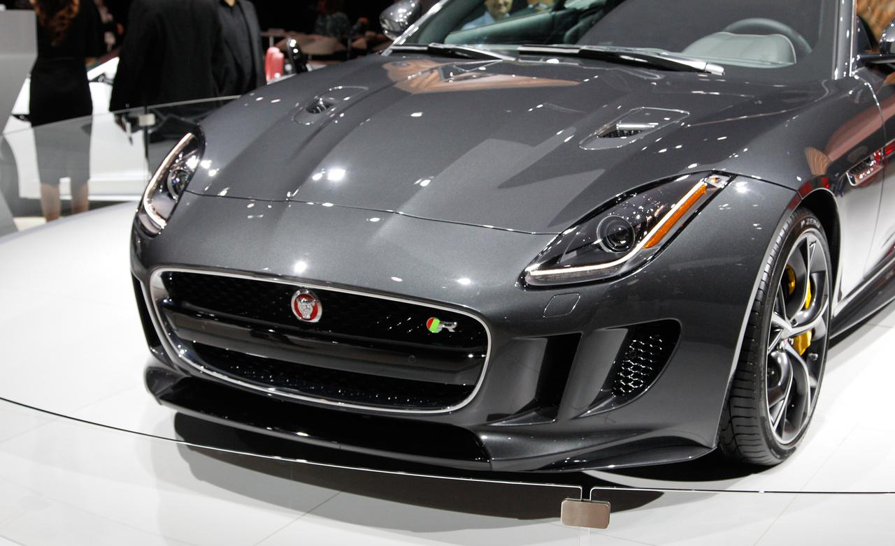 2019 Jaguar F Type R Coupe Car Photos Catalog 2019