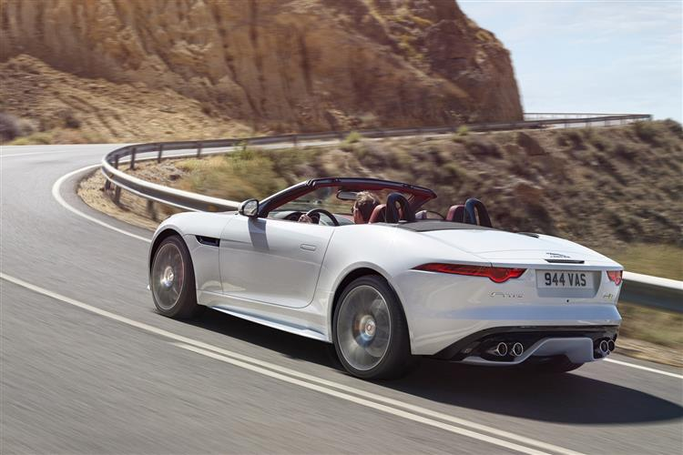 2019 Jaguar F Type V6 S photo - 4