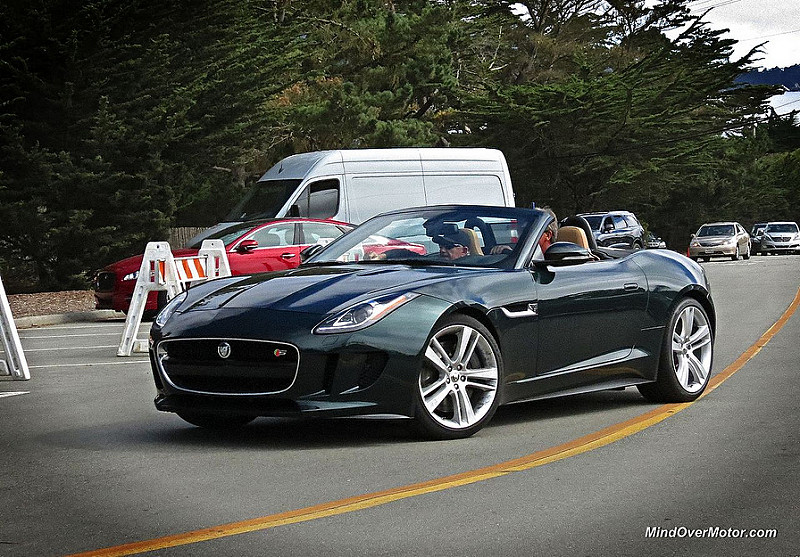 2019 Jaguar F Type V8 S photo - 3